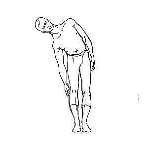 гимнастика амосова упр.2