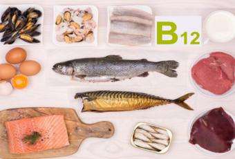 ПРОДУКТЫ С витамином В12...1