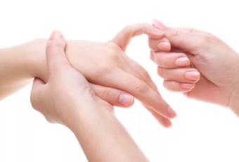 массаж пальцев рук.1