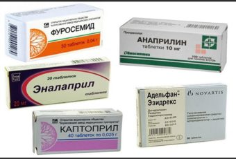 Ошибки при приёме препаратов, снижающих давление