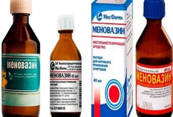 Меновазин: стоит копейки, а лечит 13 болезней