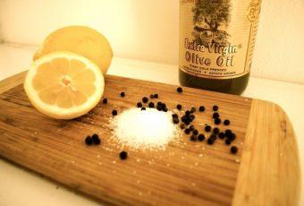 Соль, перец и лимон помогут решить эти 7 проблем лучше любого лекарства!