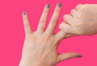 Натирайте свой указательный палец 60 секунд и посмотрите, что случится с вашим телом!