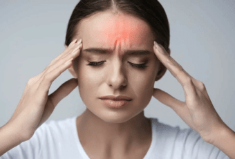 Как успокоить приступ мигрени