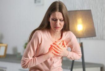 Боль в сердце — народное лечение